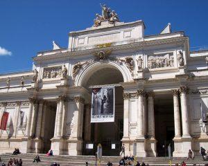 immagine esterno Palazzo delle Esposizioni
