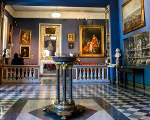 immagine interno Museo Napoleonico