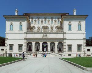 immagine esterno Galleria Borghese