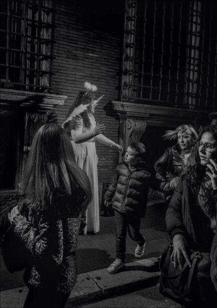 Fotografia. Nuove produzioni 2020 per la collezione Roma locandina mostra
