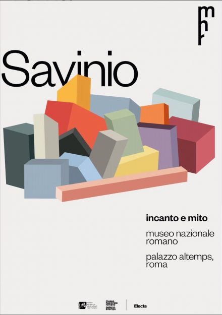 MNR - Savinio locandina mostra