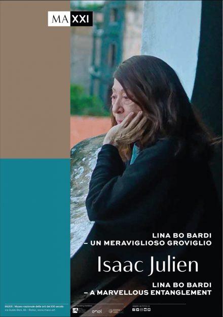 Maxxi - Isaac Julien locandina mostra