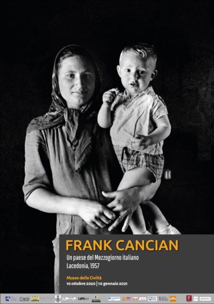 Frank Cancian locandina