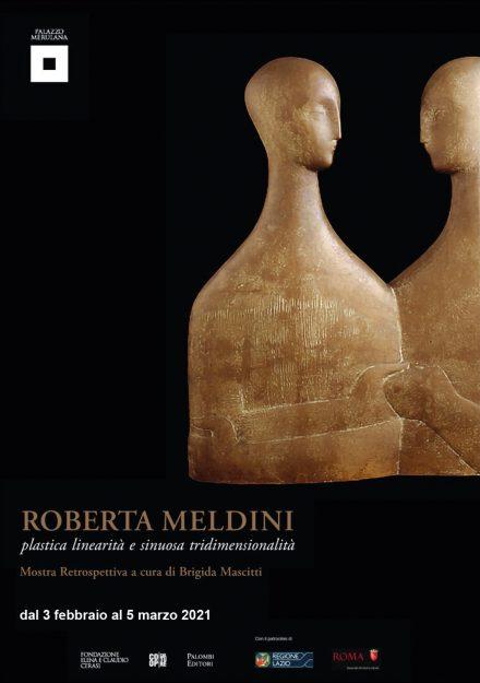 Palazzo Merulana Roberrta Meldin locandina mostra