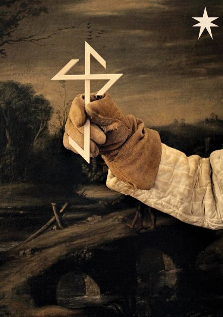 Luigi Presicce Le Storie della Vera Croce Mattatoio Roma