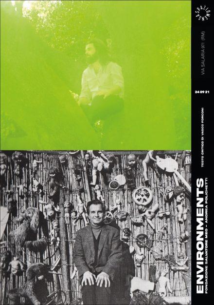 immagine mostra Environments - Salvatore Meo e Andrea Polichetti